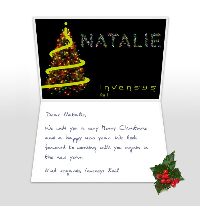 Ecards for business happy holidays thanksgiving halloween happy holidays christmas business ecard invensys rail m4hsunfo Choice Image