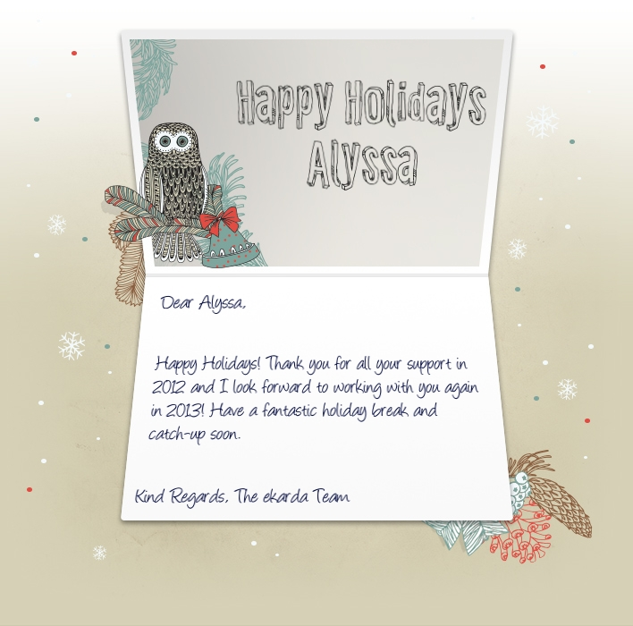 eCards for Business: Happy Holidays, Thanksgiving, Halloween ...